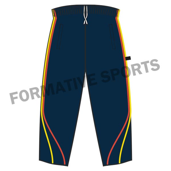 Customised Sublimated One Day Cricket Pant Manufacturers in Bulgaria