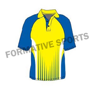 Customised Sublimated One Day Cricket Shirt Manufacturers USA, UK Australia