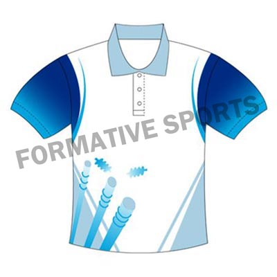 Sublimation One Day Cricket Shirts