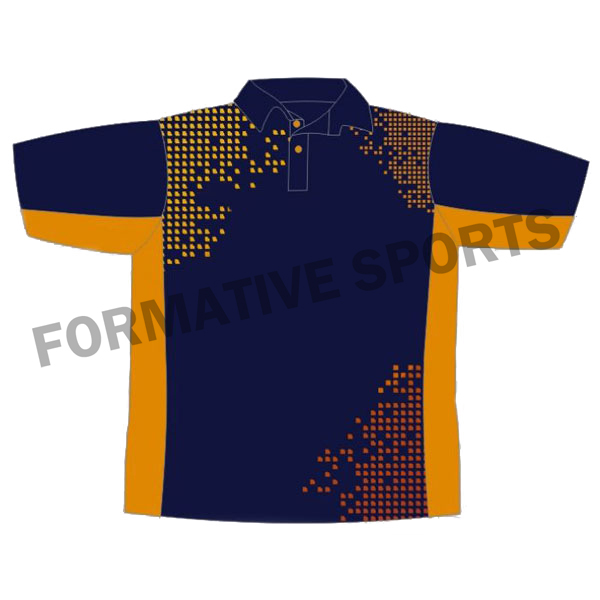 Customised T20 Cricket Shirt Manufacturers in Serbia