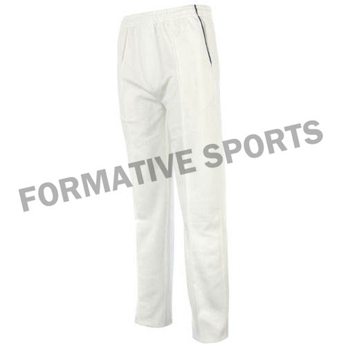 Customised Test Cricket Pant Manufacturers in Novosibirsk