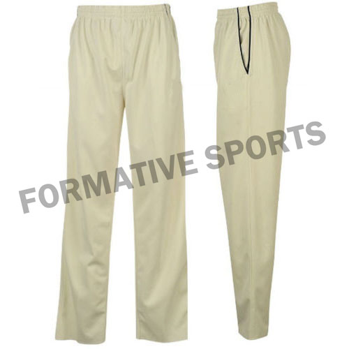 Customised Test Cricket Pant Manufacturers in Thailand