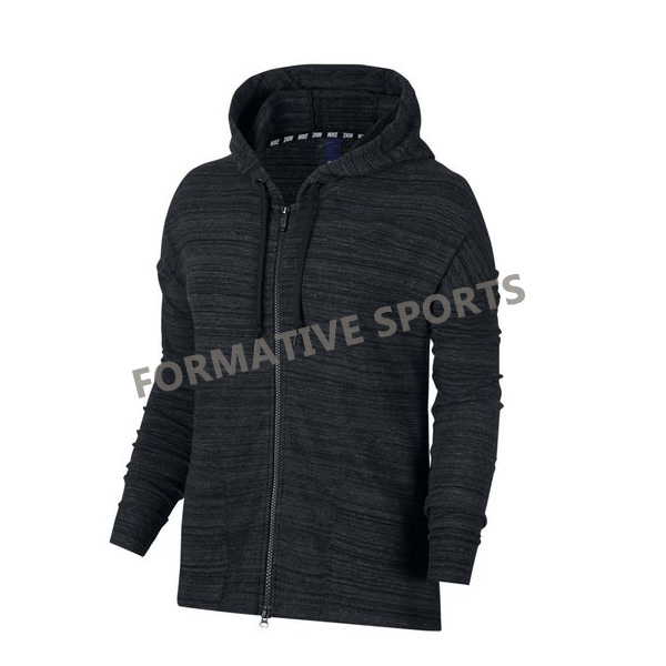 Customised Women Gym Hoodies Manufacturers in Belgium