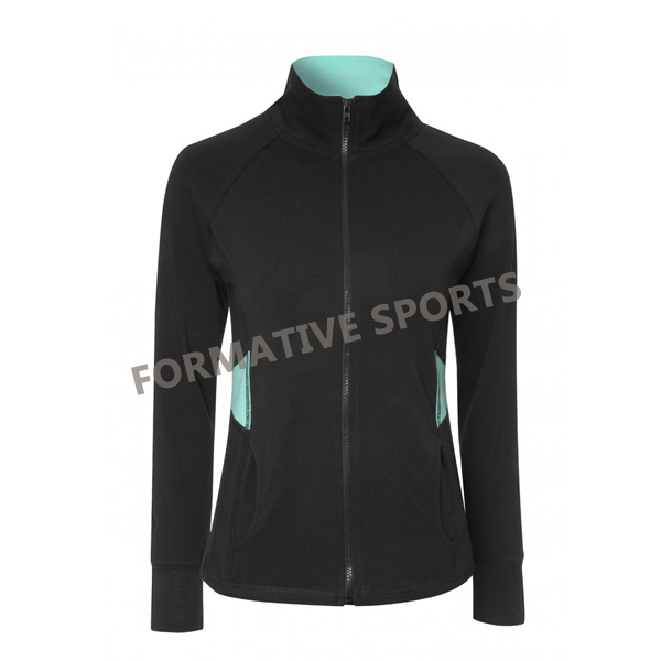 Customised Women Gym Jacket Manufacturers USA, UK Australia