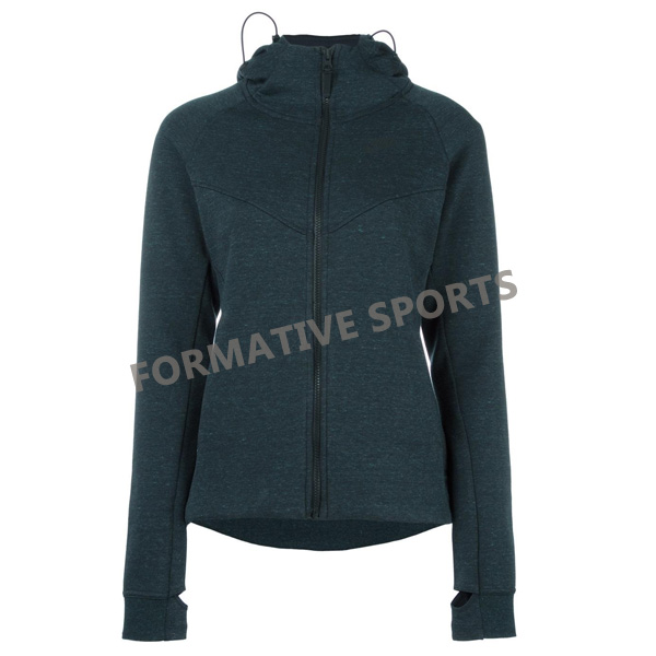 Women Gym hoodies