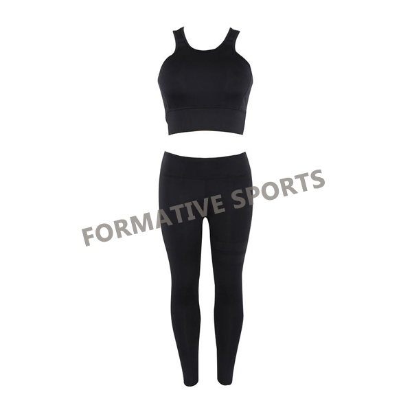 Customised Womens Gym Wear Manufacturers in Tourcoing