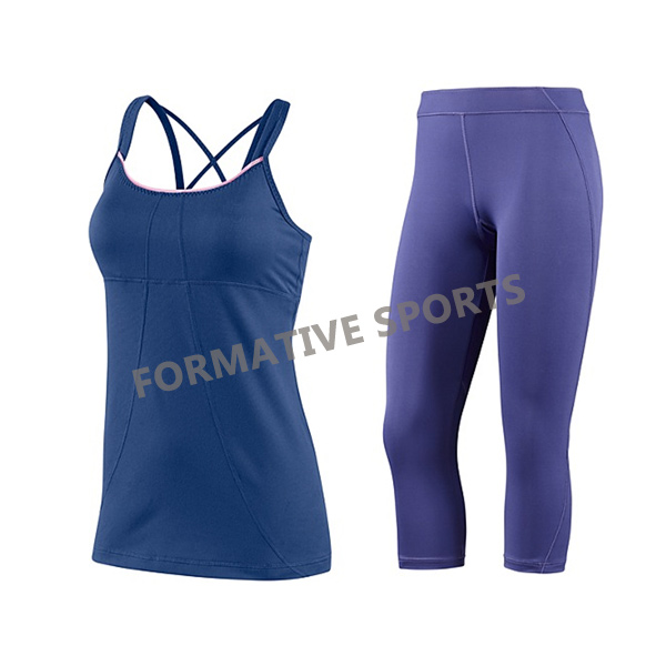 Customised Workout Clothes Manufacturers in Canada