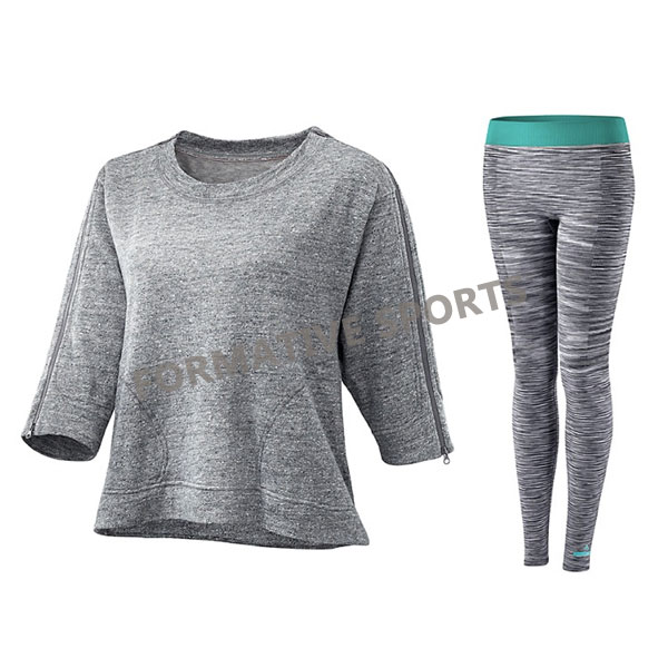 Customised Workout Clothes Manufacturers USA, UK Australia