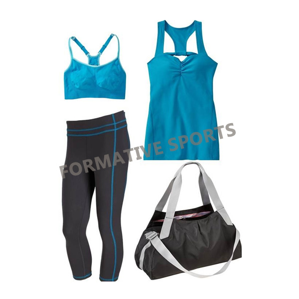 Customised Workout Clothes Manufacturers in Rouen