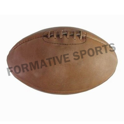 Customised Australian Football League Ball Manufacturers in Tonga