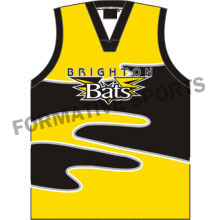 Customised Custom AFL Shirts Manufacturers in Nicaragua