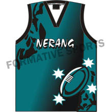 Customised Cheap AFL Jerseys Manufacturers in Clichy