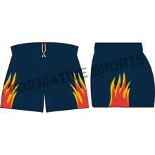 Customised Aussie Rules Football Shorts Manufacturers