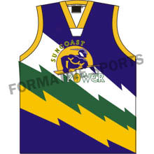 Customised Custom AFL Jerseys Manufacturers in Pakistan