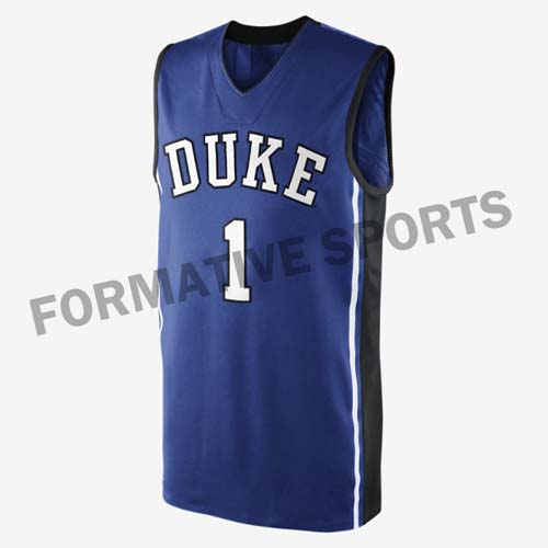 Customised Sublimted Basketball Jerseys Manufacturers in Lismore