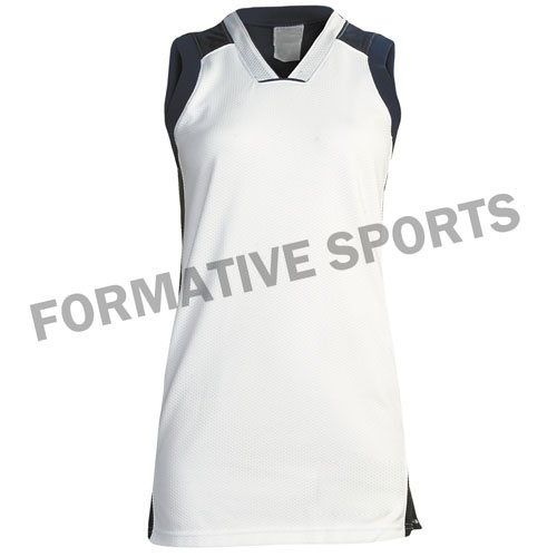 Customised Basketball Team Jersey Manufacturers in Nauru