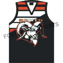 Customised Sublimated AFL Jerseys Manufacturers in Clichy