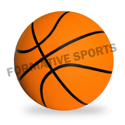 Customised Rubber Basketballs Manufacturers USA, UK Australia
