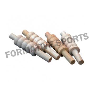 Customised Cricket Bails Manufacturers
