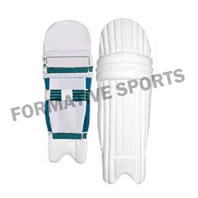 Customised Cricket Batting Pad Manufacturers USA, UK Australia