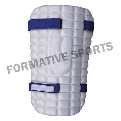 Customised Cricket Thigh Pad Manufacturers in Pakenham