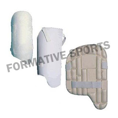 Customised Cricket Thigh Pad Manufacturers in Belgium