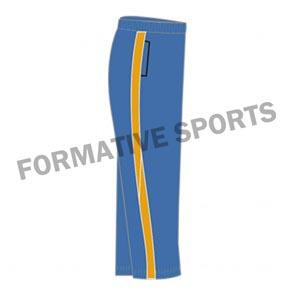 Customised Sublimated Cricket Trouser Manufacturers