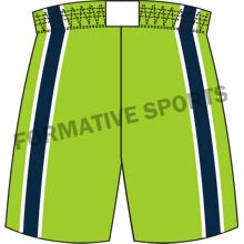 Customised Cut And Sew Basketball Shorts Manufacturers