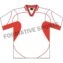 Customised Cut And Sew Hockey Jersey Manufacturers
