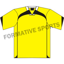 Customised Sublimation Cut And Sew Hockey Jersey Manufacturers