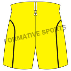Customised Cut And Sew Hockey Shorts Manufacturers USA, UK Australia