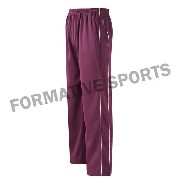 Customised Cut And Sew One Day Cricket Pants Manufacturers in Pau