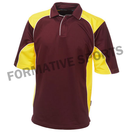 Customised One Day Cricket Team Shirts Manufacturers in Italy