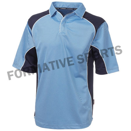 Customised One Day Cricket Jerseys Manufacturers in Andorra