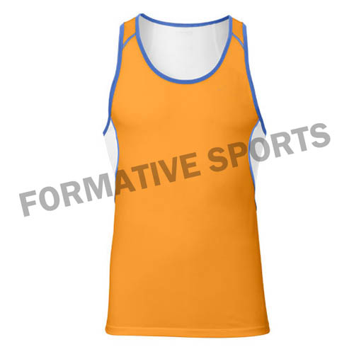 Customised Cut And Sew Singlets Manufacturers in Saint Petersburg