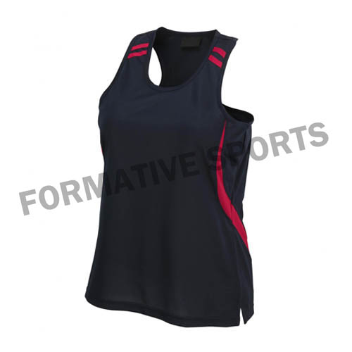 Customised Cut And Sew Singlets Manufacturers in South Korea