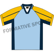 Customised Cut And Sew Soccer Goalie Jerseys Manufacturers in Lithuania