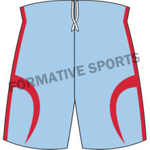 Customised Cut And Sew Soccer Shorts Manufacturers