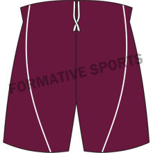 cut and sew soccer shorts