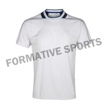 Customised Sublimated Cut N Sew T Shirt Manufacturers