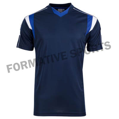 Customised Cut And Sew T Shirts Manufacturers