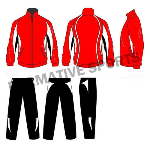 Customised Cut N Sew Tracksuit Manufacturers USA, UK Australia