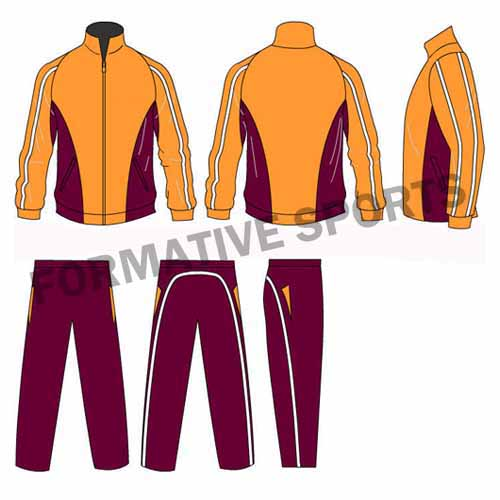 Customised Cut N Sew Tracksuits Manufacturers USA, UK Australia