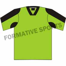 Customised Sublimated Cut And Sew Hockey Jerseys Manufacturers in China