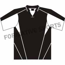 Customised Cut And Sew Hockey Jerseys Manufacturers in Fermont