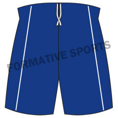Customised Cut And Sew Hockey Shorts Manufacturers