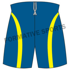 Customised Cut And Sew Hockey Shorts Manufacturers in Czech Republic