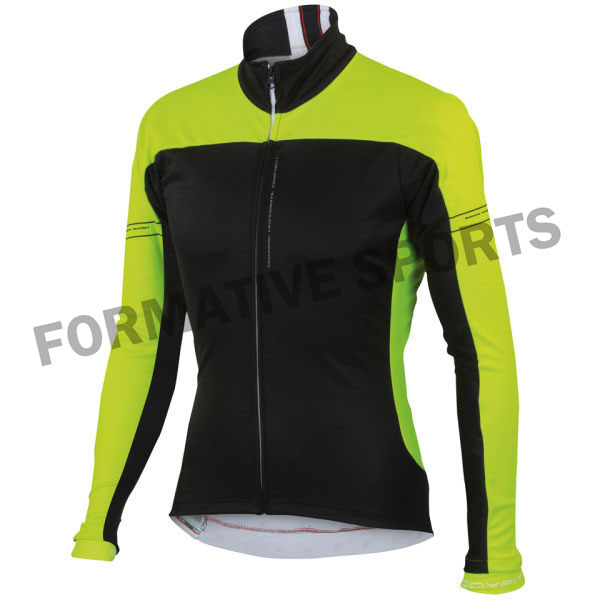 Customised Cycling Jackets Manufacturers in Switzerland