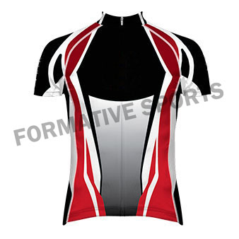 Customised Cycling Jersey Manufacturers in Solomon Islands
