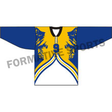 Customised Goalie Jersey Manufacturers in Canada